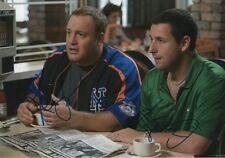 "Kevin James & Adam Sandler ""Chuck & Larry"" autógrafos signed 20x30 cm imagen"