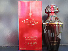 Samsara by Guerlain Perfume For Women 1 oz Eau de Toilette Spray In Box Sealed