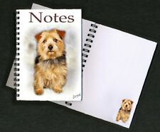 Norfolk Terrier Notebook / Notepad No 2 By Starprint - Auto combined postage