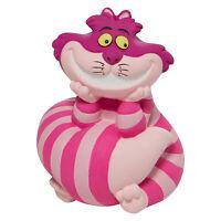 Enesco Disney Showcase Mini Cheshire Cat Leaning On Figure NEW IN STOCK