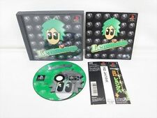 3D Lemmings Playstation Japan Game * p1