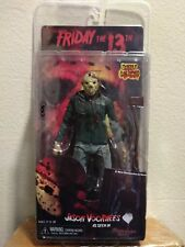 NECA Friday The 13th Part 3 3D Jason Figure Battle Damage Version New