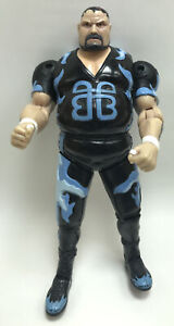 "WCW Bam Bam Bigelow 1999 Marvel 6"" Wrestling Figure wwe"