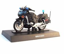 BMW R 850RT POLICE DIECAST EDICOLA 1/24 MOTORCYCLE COLLECTOR'S MODEL , NEW