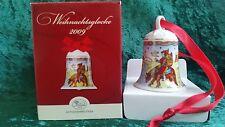 HUTSCHENREUTHER WEIHNACHTSGLOCKE 2009 mit OVP !! 7,5 cm Top