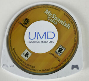 My Spanish Coach (Sony PSP, 2008) PlayStation - disc only