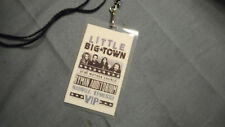 Little Big Town VIP Laminate Pass