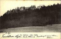 St. Odilien Ste. Odile Elsass Alsace CPA ~1900 Teilansicht alte AK Carte Postale