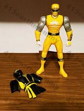 "Power Rangers Ninja Storm ""Yellow Wind Ninja Battle Ranger"""