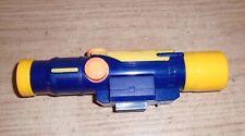 Nerf Longshot CS-6 scope Blue Yellow Crosshair