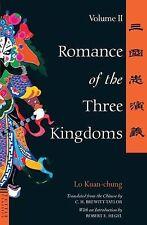 Tuttle Classics Ser.: Romance of the Three Kingdoms Vol. 2 by Robert E....