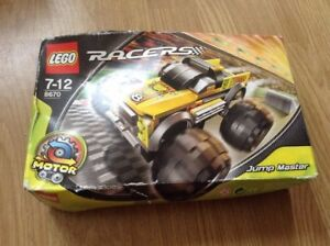 Lego 8670 Racers Jump Master - 100% Complete
