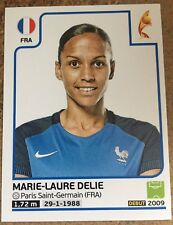 Womens Euro 2017 panini sticker - 193 Marie-Laurie Delie (France)