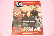 "RARO RIVISTA DISCOGRAFIA LP 7"" EX N° 208 PEARL JAM LE MESSE BEAT WILMA GOICH ..."