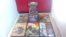 Collection of Hunting DVD's Whitetail, Bear, Coyotes