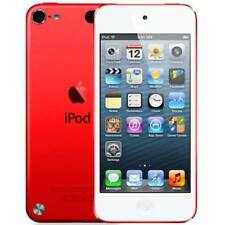 """NEW Apple iPod touch 5th Generation Red (32GB) MP3/MP4 """"SEALED"""" """"Unopened"""""""