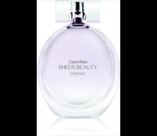 Sheer Beauty Essence By Calvin Klein 100ml Edts Womens Perfume