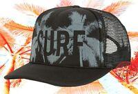 New Rip Curl Catchin Rays Womens Trucker Snapback Cap Hat