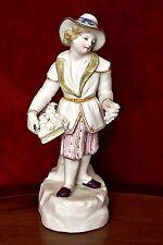 Antique German Porcelain Figurine