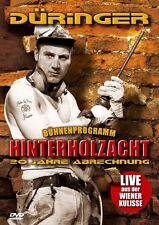 HINTERHOLZACHT (Roland Düringer) Bühenprogramm, live (Hinterholz 8) NEU+OVP