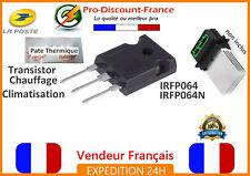 Transistor IRFP064N para Renault Peugeot Citroën IRFP064 Climatización