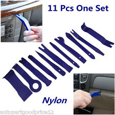 11x Car Dashboard Armrest Panel Audio Stereo Trim GPS Moulding Removal Pry Tools