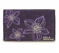 Golla Bags Generation Mobile Smart Phone,iPhone,iPod Wallet Milfoil Purple CG946
