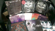 OCCULT BOX - V/A 5 CDs & 7 inch Vinyl Crowley Witch House Industrial Gothic