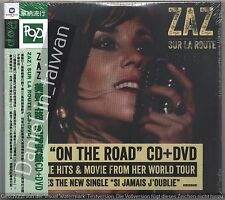 ZAZ: Su la route (2015) CD & DVD OBI TAIWAN DIGIPAK