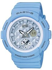 Casio Baby-G * BGA190BE-2A Studs Anadigi Powder Blue for Women COD PayPal