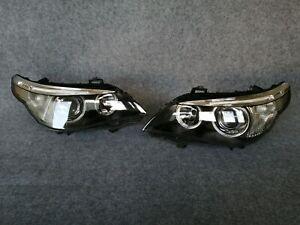 Original BMW 5er E60 / E61 Xenon Scheinwerfer Kurvenlicht links rechts