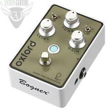 NEW! Bogner Amplification Oxford Fuzz Pedal - Rupert Neve Design Transformer