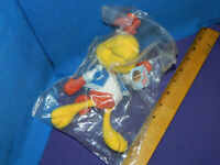 COCO PUFFS SONNY the CUKOO 1997/98 General Mills Breakfast Pals Plush Toy NIB