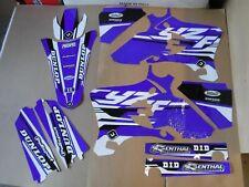 New YZF 250 450 03 04 05 PTS4 Graphics Sticker Decals Kit Enduro Motocross