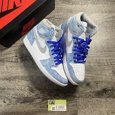 "Air Jordan Retro Jordan 1 ""Hyper Royal"" Size 12 OG ALL 100% Authentic Worn Once"