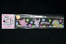 Sanrio Jewelpet 15 cm Ruler Flower