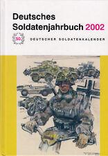 Deutsches soldats ANNUAIRE 2002 - 50. soldats calendrier Bouclier Verlag 2. WK Stukas