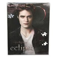 Highly Collectable Twilight Saga Eclipse 1000-piece Jigsaw Puzzle (Edward)