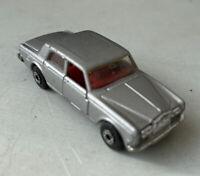 Macchinina Matchbox Series Rolls Royce Silver Shadow II N°39 MADE IN ENGLAND