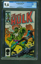 The Incredible Hulk # 295 CGC Marvel 9.6 White Pages Marvel 1984