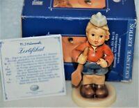 Goebel MJ Hummel Club Figurine FIRST MATE HUM#2148/B Made in Germany