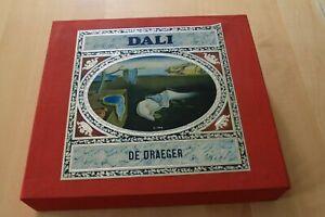 SALVATOR DALI, édition originale 1968, DRAEGER numerote EDITION LUXE