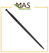 More details for bale tine, muck fork, bale spike - 1100mm / m28 x 1.5mm