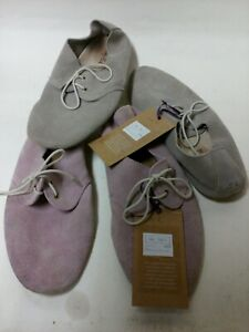 RUBY + ED SUEDE PUMPS HARDLY WORN 2 PAIRS MAUVE & GREY VGC RRP £45 SIZE 7