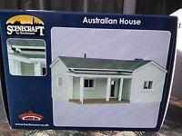Bachmann Scenecraft 43-001 HO Australian House BNIB