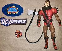 DC Universe Classics Kilowog BAF Build A Figure Wave 11 Steppenwolf Super Powers