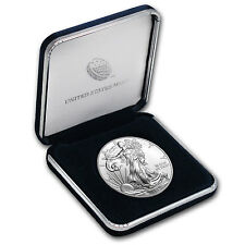 U.S. Mint Box - 1 oz Silver American Eagle (Empty) - SKU #673