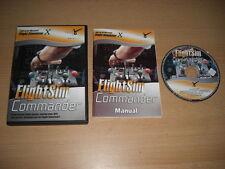 FLIGHTSIM COMMANDER Pc Add-On Fight Simulator Sim X & 2004 FS2004  FSX