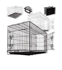 Hunde-Drahtkäfige aus Stahl günstig kaufen | eBay
