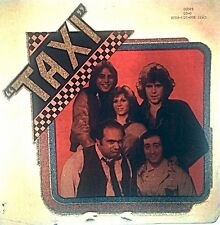 Vintage 1979 Taxi Iron-On Transfer Classic TV Entire Cast Devito Kaufmann RARE!